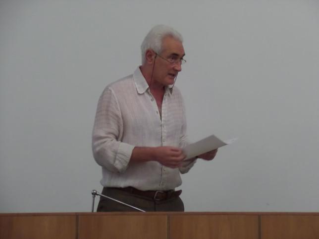 Il sindaco di Montecorvino Rovella