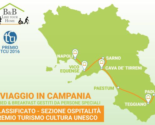 Itinerario Campania